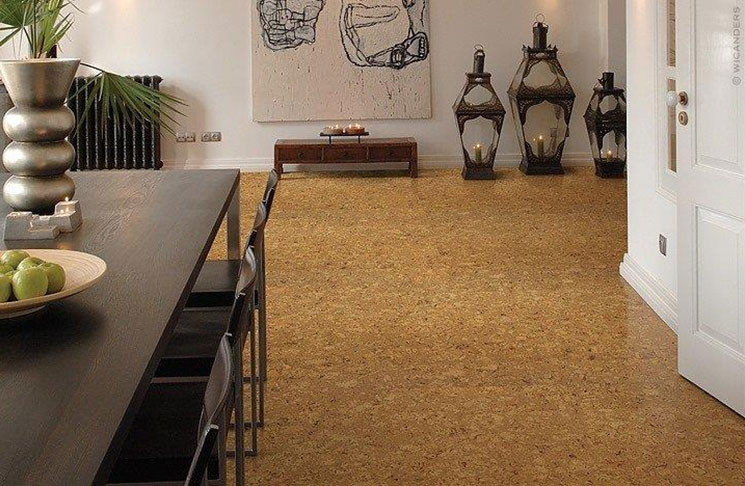 Cork Flooring from Gardner Floor Covering, Eugene, Oregon