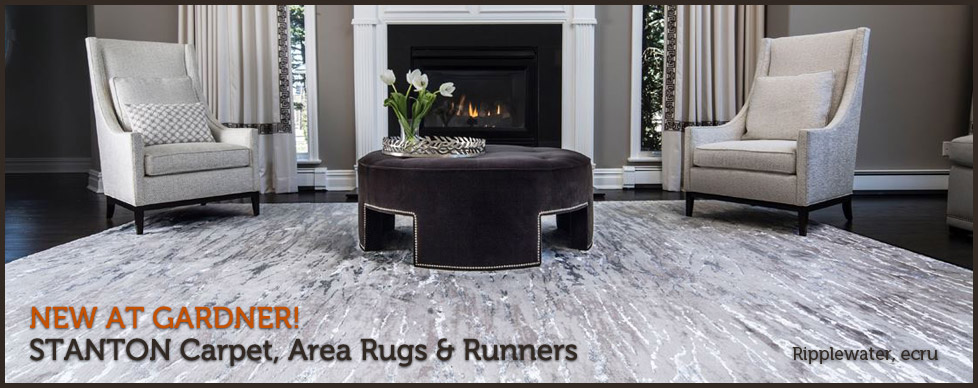 Stanton Area Rugs from GARDNER Floor Covering, Eugene, Oregon