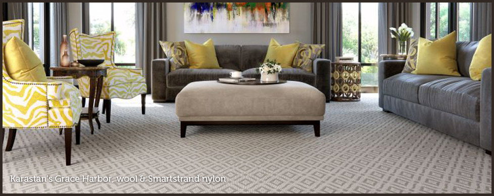 Karastan Carpets at GARDNER Floor Covering, Eugene, Oregon