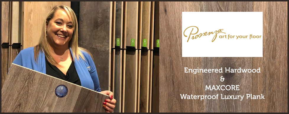 Provenza Genuine Wood at GARDNER Floor Covering, Eugene, Oregon