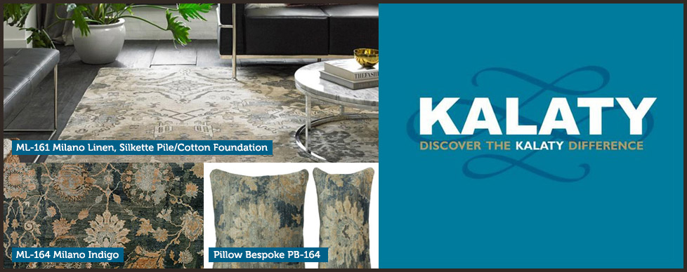 KALATY Area Rugs from GARDNER Floor Covering, Eugene, Oregon